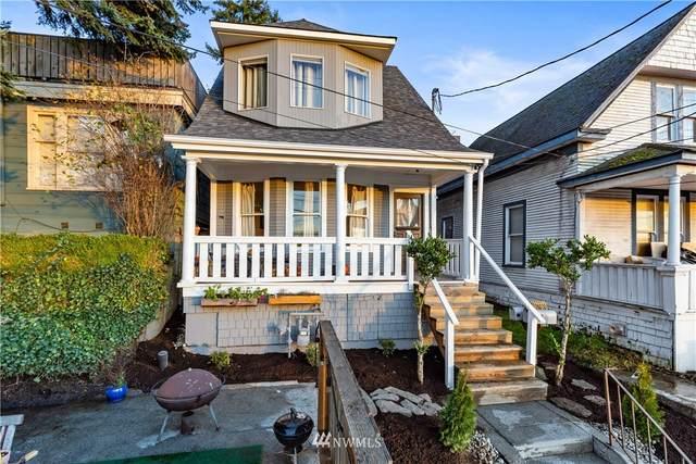 2252 15th Avenue W, Seattle, WA 98119 (#1721645) :: Costello Team
