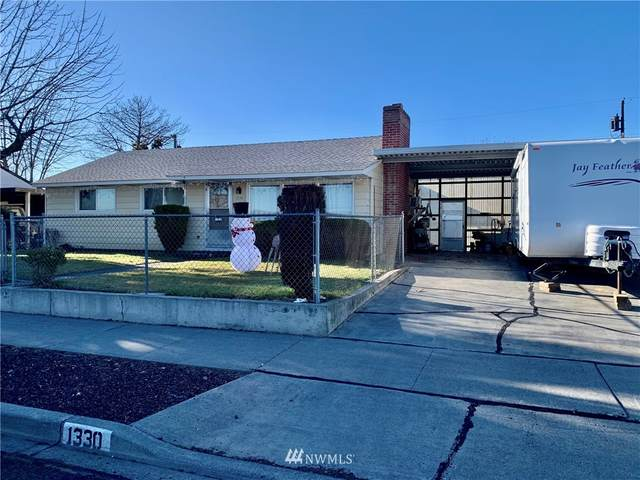 1330 W Columbia Avenue, Moses Lake, WA 98837 (#1721723) :: Better Homes and Gardens Real Estate McKenzie Group