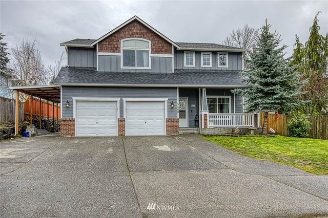 5509 S 319th Street, Auburn, WA 98001 (MLS #1721729) :: Brantley Christianson Real Estate