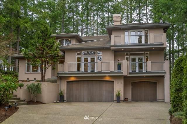 5517 W Old Stump Drive NW, Gig Harbor, WA 98332 (MLS #1721750) :: Brantley Christianson Real Estate