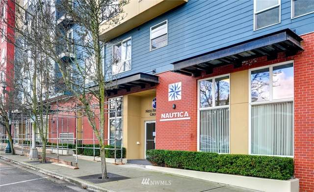 2824 Grand Avenue A501, Everett, WA 98201 (#1721804) :: Ben Kinney Real Estate Team