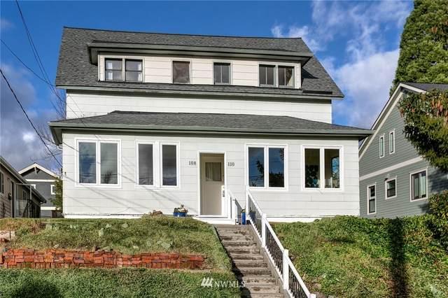 108 NE 51st Street, Seattle, WA 98105 (#1721896) :: My Puget Sound Homes