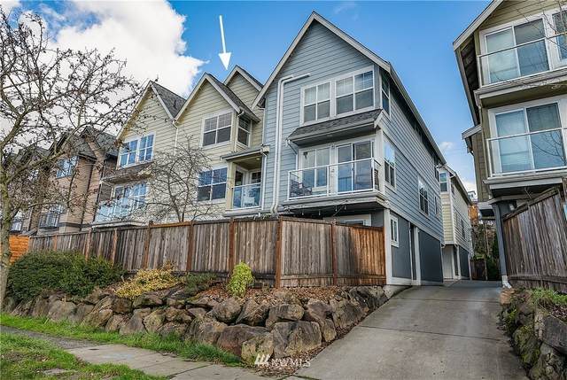 5028 Delridge Way SW B, Seattle, WA 98106 (MLS #1721955) :: Brantley Christianson Real Estate