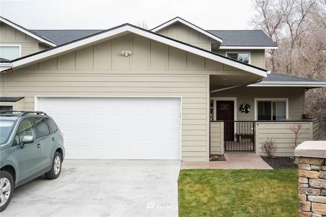 411 NE 19th Street #9, East Wenatchee, WA 98802 (MLS #1722014) :: Brantley Christianson Real Estate