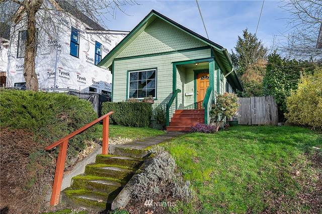 7340 Mary Avenue NW, Seattle, WA 98117 (#1722293) :: Better Homes and Gardens Real Estate McKenzie Group
