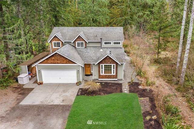 47203 SE 162nd Street, North Bend, WA 98045 (MLS #1722303) :: Brantley Christianson Real Estate