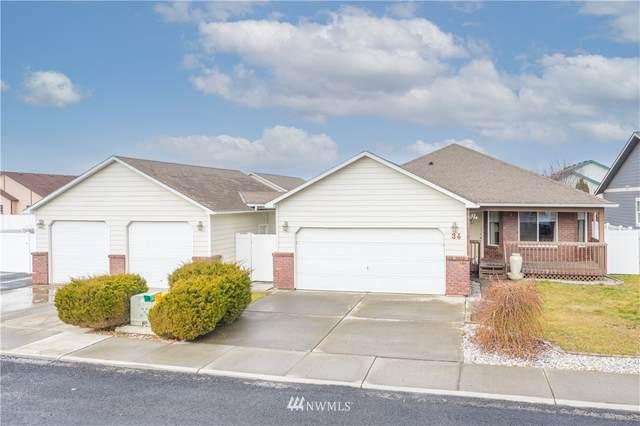 1300 W Marina Drive #34, Moses Lake, WA 98837 (#1722493) :: Becky Barrick & Associates, Keller Williams Realty