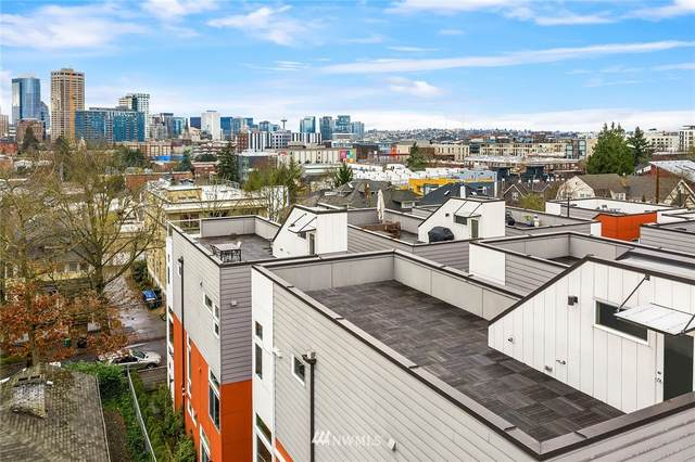 918 15th Avenue, Seattle, WA 98122 (#1722517) :: Shook Home Group