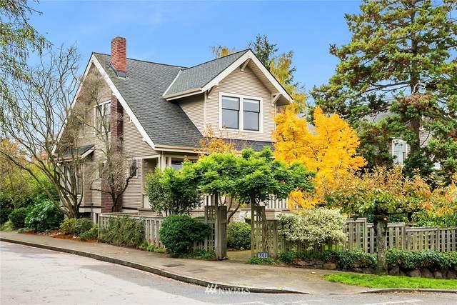 801 Blaine Street, Seattle, WA 98119 (#1722637) :: Keller Williams Realty