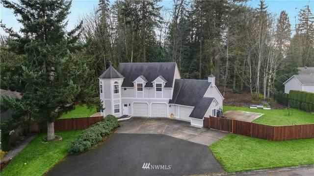 13131 NE 145th Place, Kirkland, WA 98034 (#1722702) :: Canterwood Real Estate Team