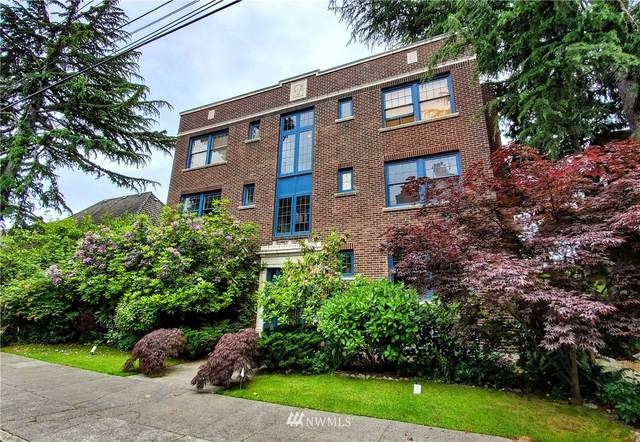 711 Belmont Place E #102, Seattle, WA 98102 (#1722815) :: The Original Penny Team