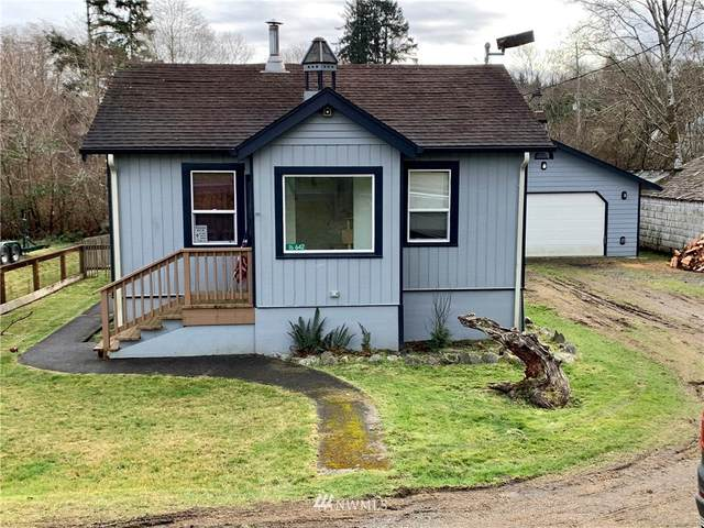16642 Hwy 112, Clallam Bay, WA 98326 (#1723026) :: Shook Home Group