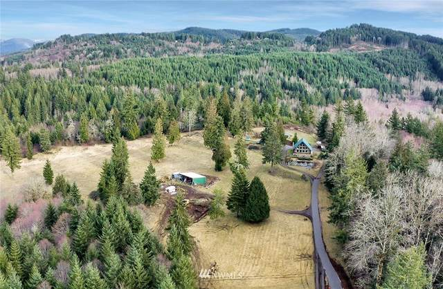12410 506th Street E, Eatonville, WA 98328 (MLS #1723051) :: Brantley Christianson Real Estate