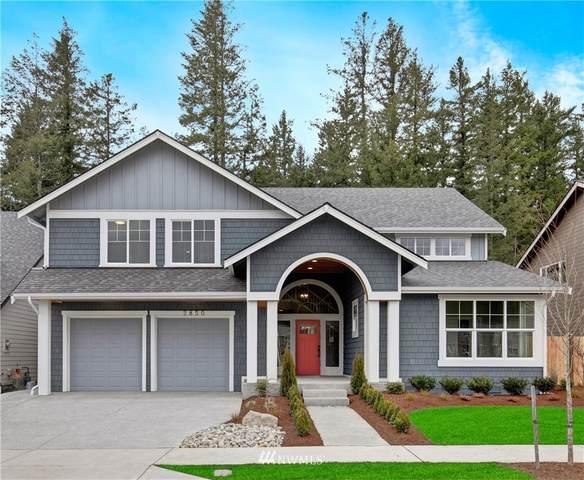 2887 SE 18th (Lot 33) Street, North Bend, WA 98045 (#1723119) :: Urban Seattle Broker