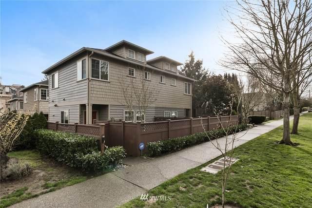 4816 40th Avenue SW A, Seattle, WA 98116 (#1723147) :: Pickett Street Properties