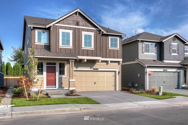 10703 187th Street E #711, Puyallup, WA 98374 (#1723334) :: Keller Williams Realty