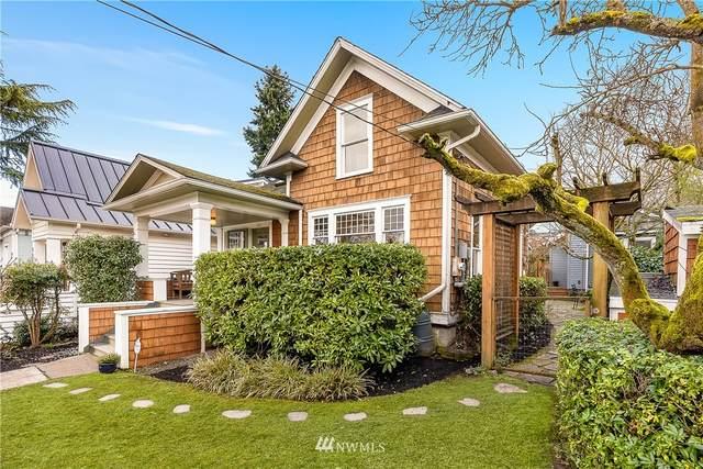 115 NE 65th Street, Seattle, WA 98115 (#1723365) :: Ben Kinney Real Estate Team