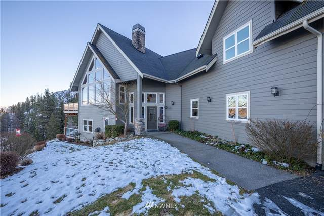 571 Quail Run Road, Chelan, WA 98816 (#1723445) :: Priority One Realty Inc.