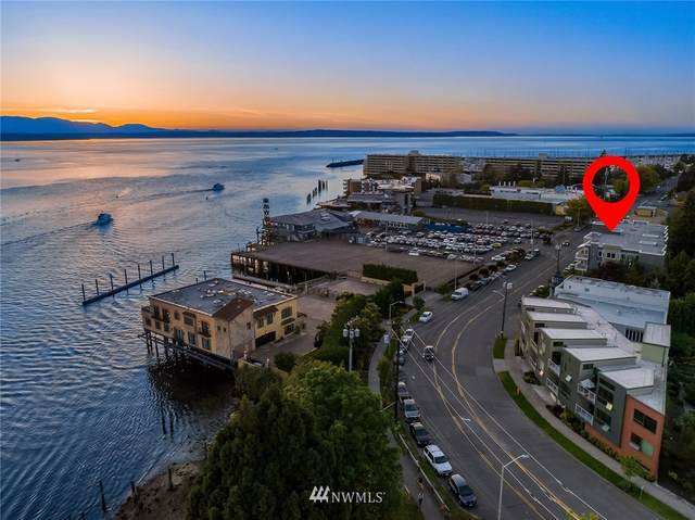 6042 Seaview Ave Nw #302, Seattle, WA 98107 (#1723511) :: Better Properties Real Estate