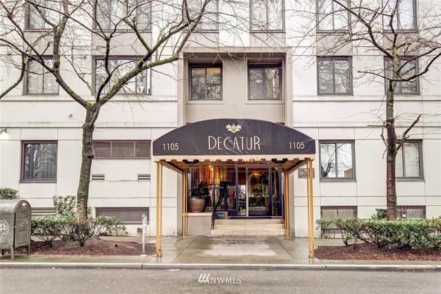 1105 Spring Street #309, Seattle, WA 98104 (#1723709) :: Lucas Pinto Real Estate Group