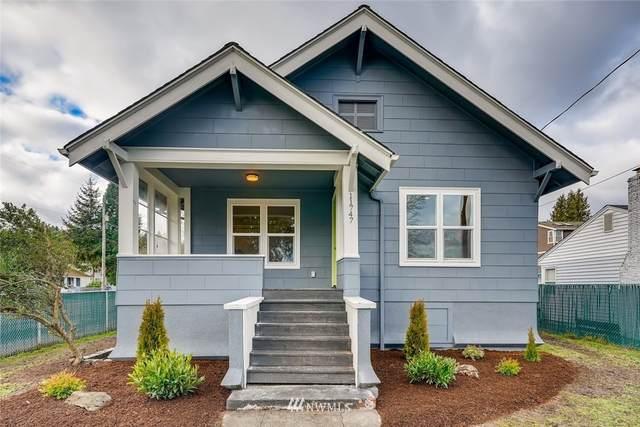 11745 87th Avenue S, Seattle, WA 98178 (#1723725) :: Costello Team