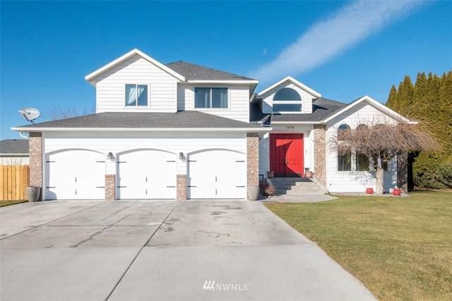 1430 Fairway Drive NE, Moses Lake, WA 98837 (#1723850) :: NextHome South Sound