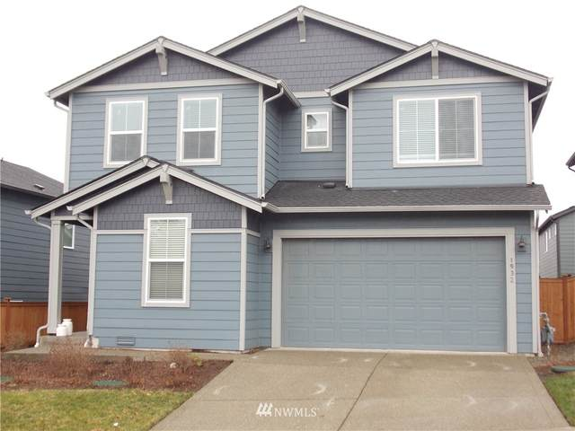 1932 Cantergrove Drive SE, Lacey, WA 98503 (#1723858) :: Engel & Völkers Federal Way