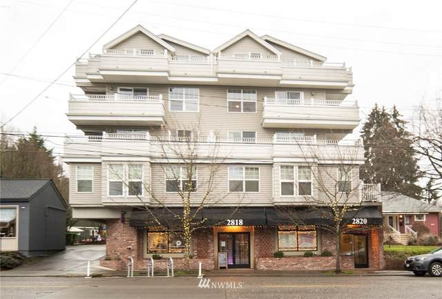 2820 E Madison Street #401, Seattle, WA 98112 (MLS #1723887) :: Brantley Christianson Real Estate