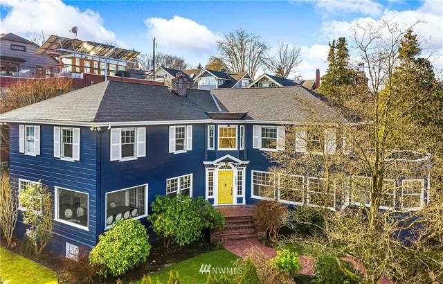 1407 E Boston Street, Seattle, WA 98112 (#1723926) :: Canterwood Real Estate Team