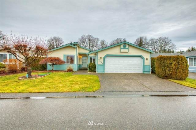 8138 18th Lane SE #145, Lacey, WA 98503 (#1724076) :: Ben Kinney Real Estate Team