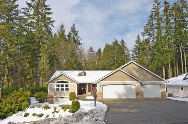 660 E Lakeshore Drive, Allyn, WA 98524 (#1724222) :: Shook Home Group