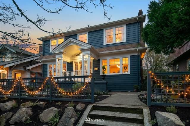 5250 12th Avenue NE, Seattle, WA 98105 (#1724240) :: Shook Home Group