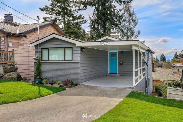 3417 39th Avenue W, Seattle, WA 98199 (#1724257) :: NextHome South Sound