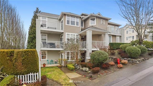 402 S 47th Street A, Renton, WA 98055 (#1724311) :: The Original Penny Team