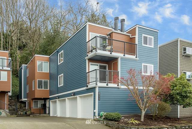 4116 58th Place SW #3, Seattle, WA 98116 (#1724403) :: Better Homes and Gardens Real Estate McKenzie Group