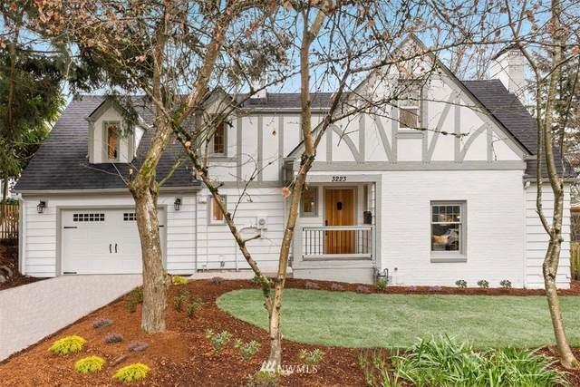 3223 E Mercer Street, Seattle, WA 98112 (MLS #1724534) :: Brantley Christianson Real Estate