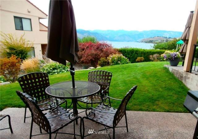 100 Lake Chelan Shores Drive 14-1L, Chelan, WA 98816 (#1724561) :: The Shiflett Group