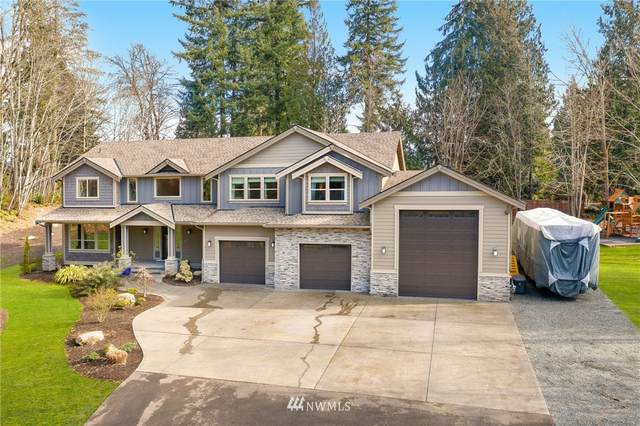 21215 E Lost Lake Road, Snohomish, WA 98296 (#1724610) :: NextHome South Sound