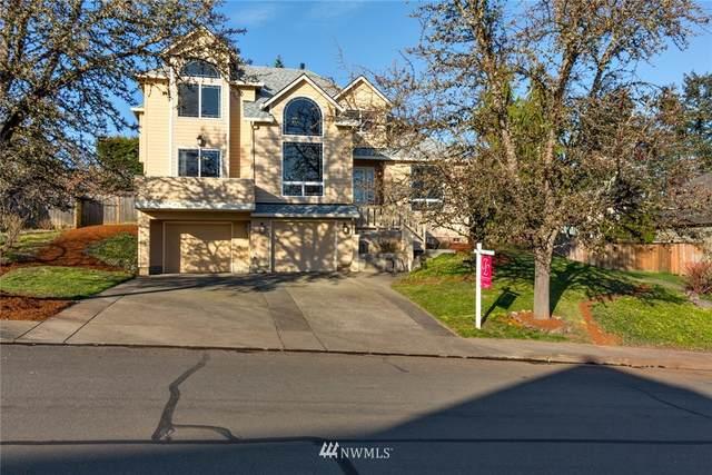 1244 E Pioneer Loop, La Center, WA 98629 (#1724618) :: Alchemy Real Estate