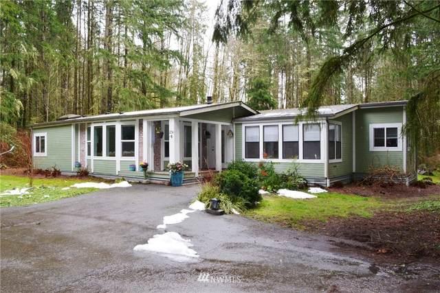 2311 NE Spodie Lane, Poulsbo, WA 98370 (MLS #1724640) :: Brantley Christianson Real Estate