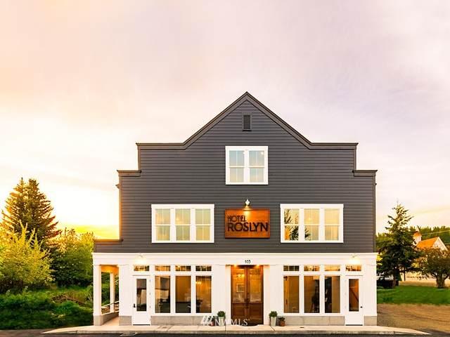 103 W Washington Avenue, Roslyn, WA 98941 (#1724641) :: Better Properties Real Estate