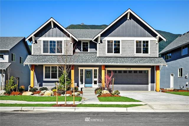 2845 SE 16th (Lot 46) Street, North Bend, WA 98045 (#1724782) :: Urban Seattle Broker