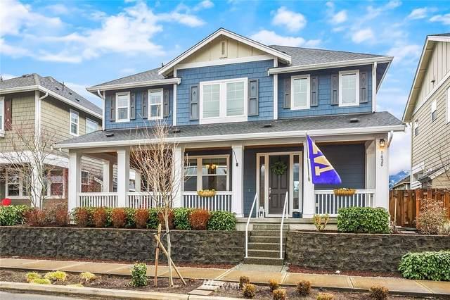 1020 SE Maloney Grove Avenue SE, North Bend, WA 98045 (MLS #1724829) :: Brantley Christianson Real Estate