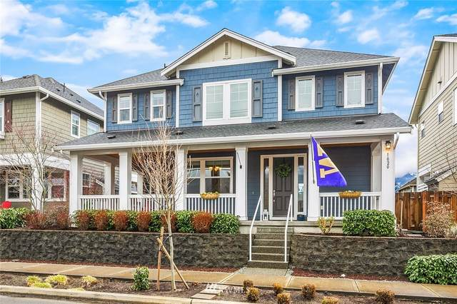 1020 SE Maloney Grove Avenue SE, North Bend, WA 98045 (#1724829) :: Shook Home Group