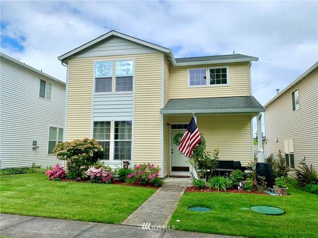 1543 Greenway Lane SE, Olympia, WA 98513 (MLS #1724891) :: Brantley Christianson Real Estate