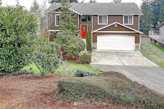 1045 Coho Lane, Camano Island, WA 98282 (MLS #1724927) :: Brantley Christianson Real Estate