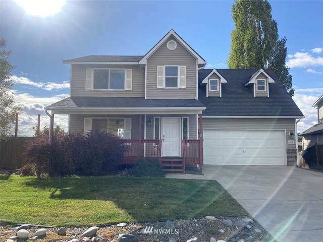 1105 NW Eden Drive, Pullman, WA 99163 (#1724998) :: Shook Home Group