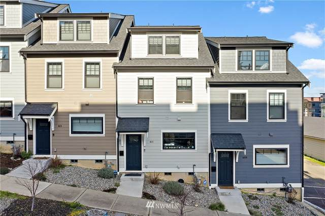 611 S 17th Street, Tacoma, WA 98405 (#1725010) :: Costello Team