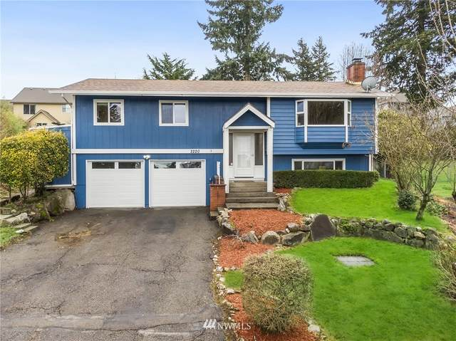2220 S 282nd Street, Federal Way, WA 98003 (#1725087) :: Canterwood Real Estate Team
