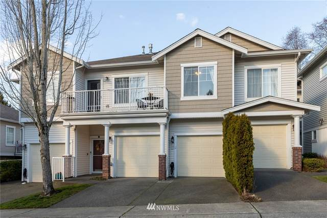 214 S 48th St 45-B, Renton, WA 98055 (#1725240) :: The Original Penny Team